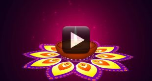 Happy Celebration Deepam Motion video Background