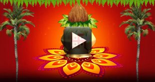 Vivah-mangal-kalash-with-coconut-motion-background
