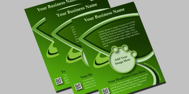 Business Flyer Templates Psd Free Download All Design Creative