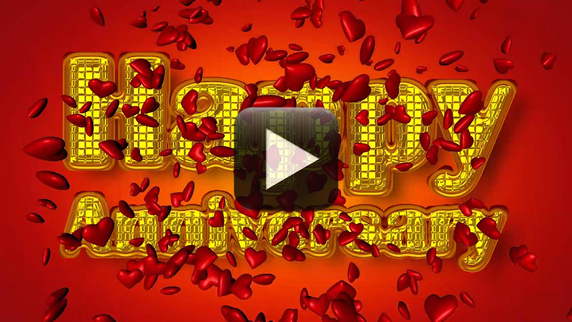 Wedding Anniversary Background Video Greetings All Design Creative