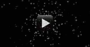 Moving Stars Background Video Effect-Free Download