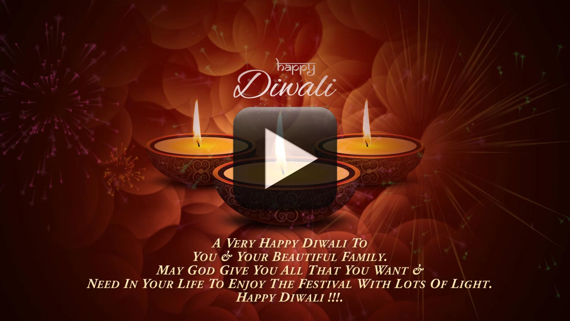 Happy Diwali Animated Wishes Video Greetings Quotes Whatsapp