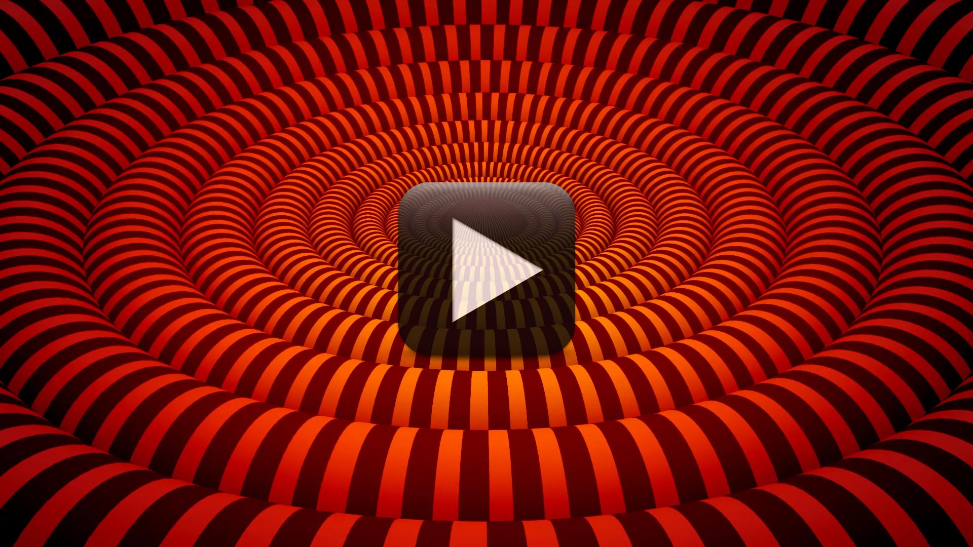 Hypnosis Circle Abstract Video Background