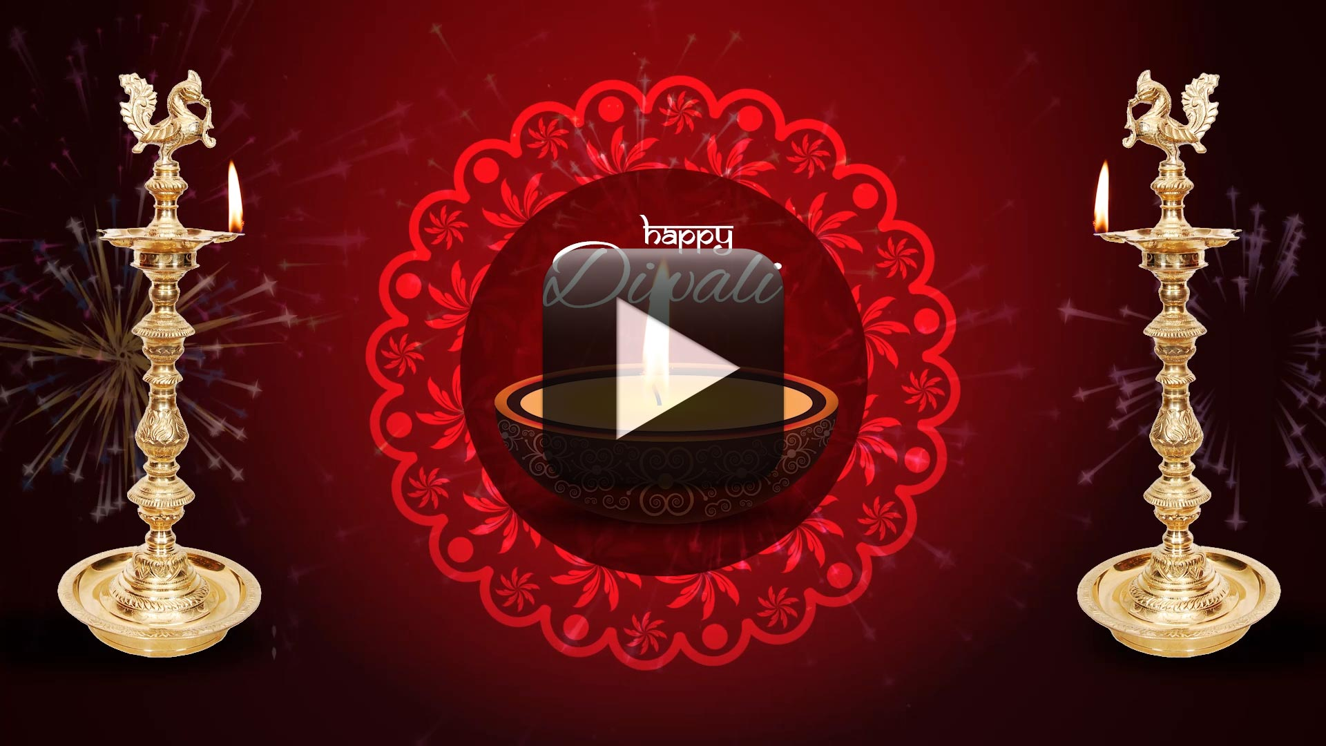 Wish You Happy Diwali Video Free Download Greetings Animation All