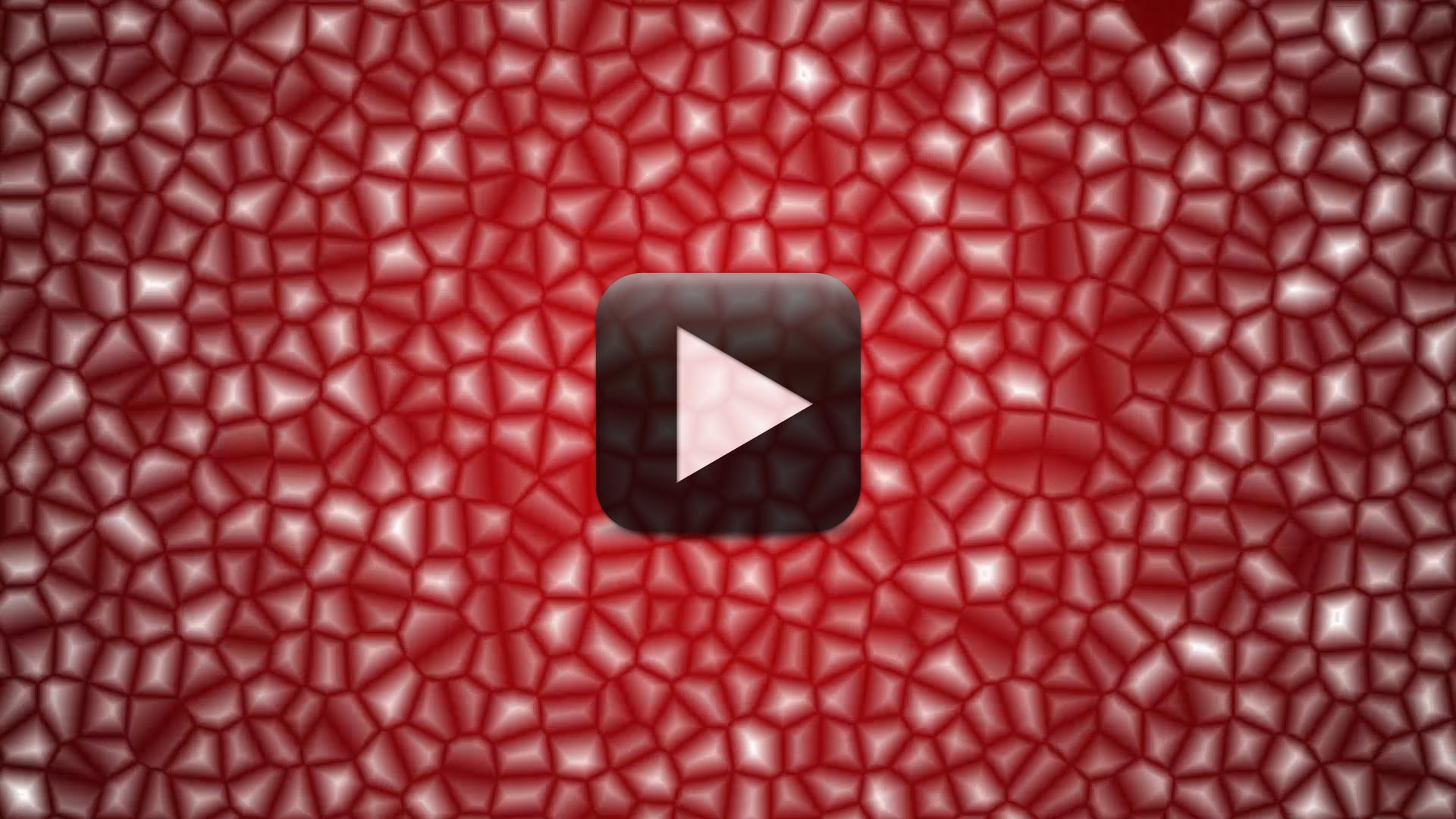 Background Video Effects of Crystals Cells Pattern