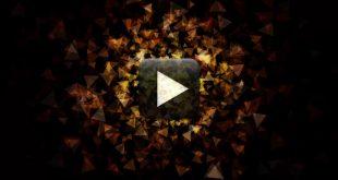 Free Download HD Tri Polygones Motion Background