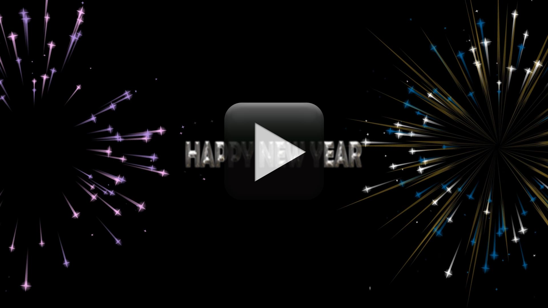 Happy New Year 2018 Whatsapp Video Download-Fire Motion Effect | All ...