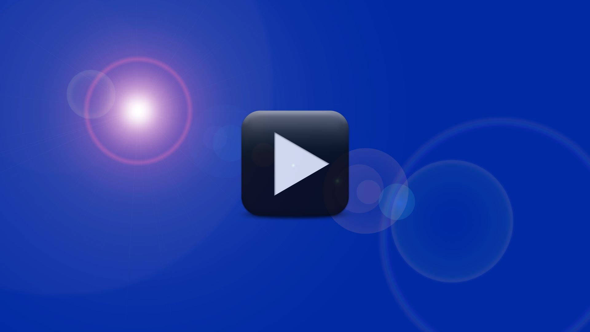 Lens Flare Animation Royalty Free Download