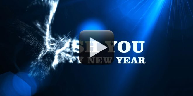 Happy New Year 2019 New Year Wishes Message Whatsapp Video