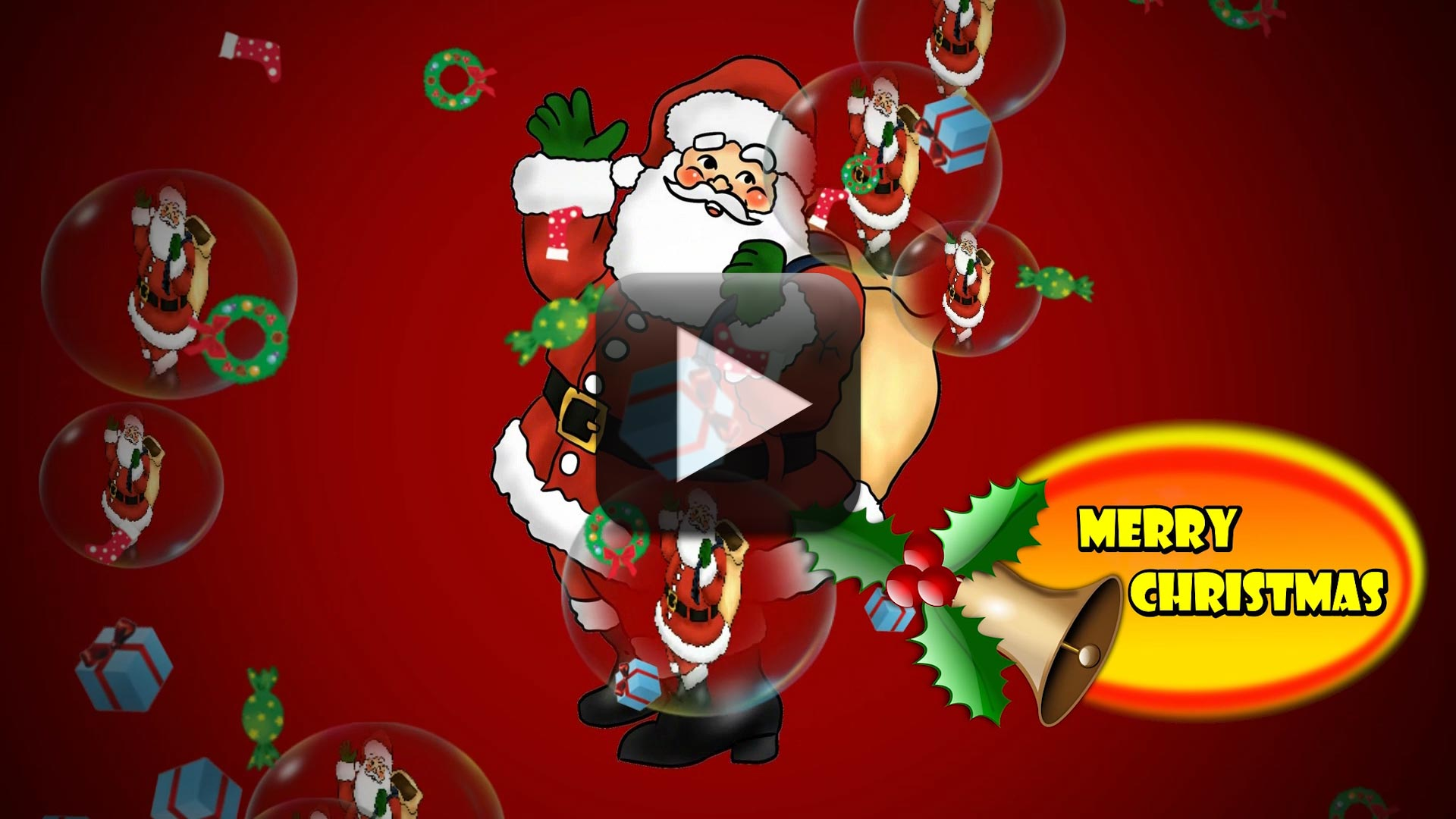 Free Christmas Video Backgrounds