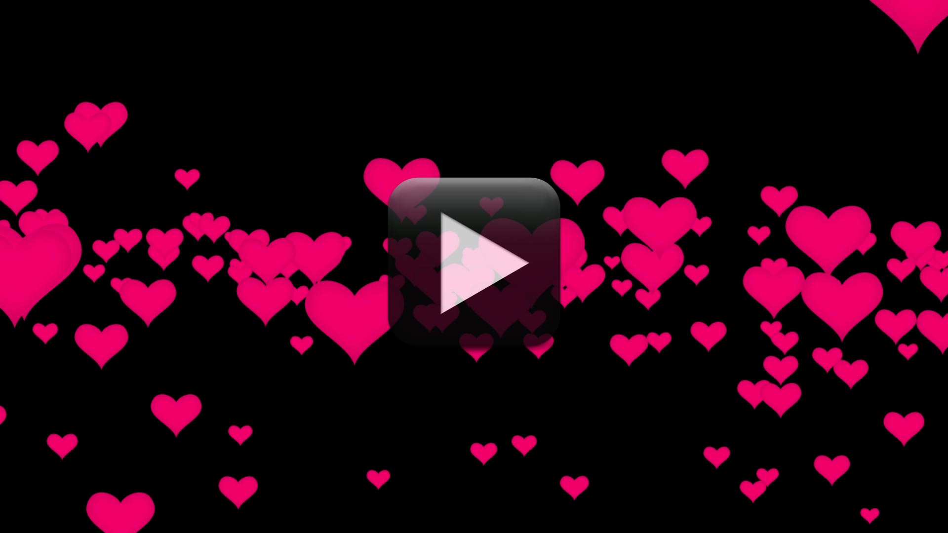 Free Love Motion Graphics Background HD