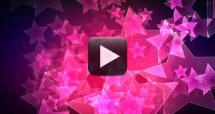 Free Stock Footage Stars Background Loop HD