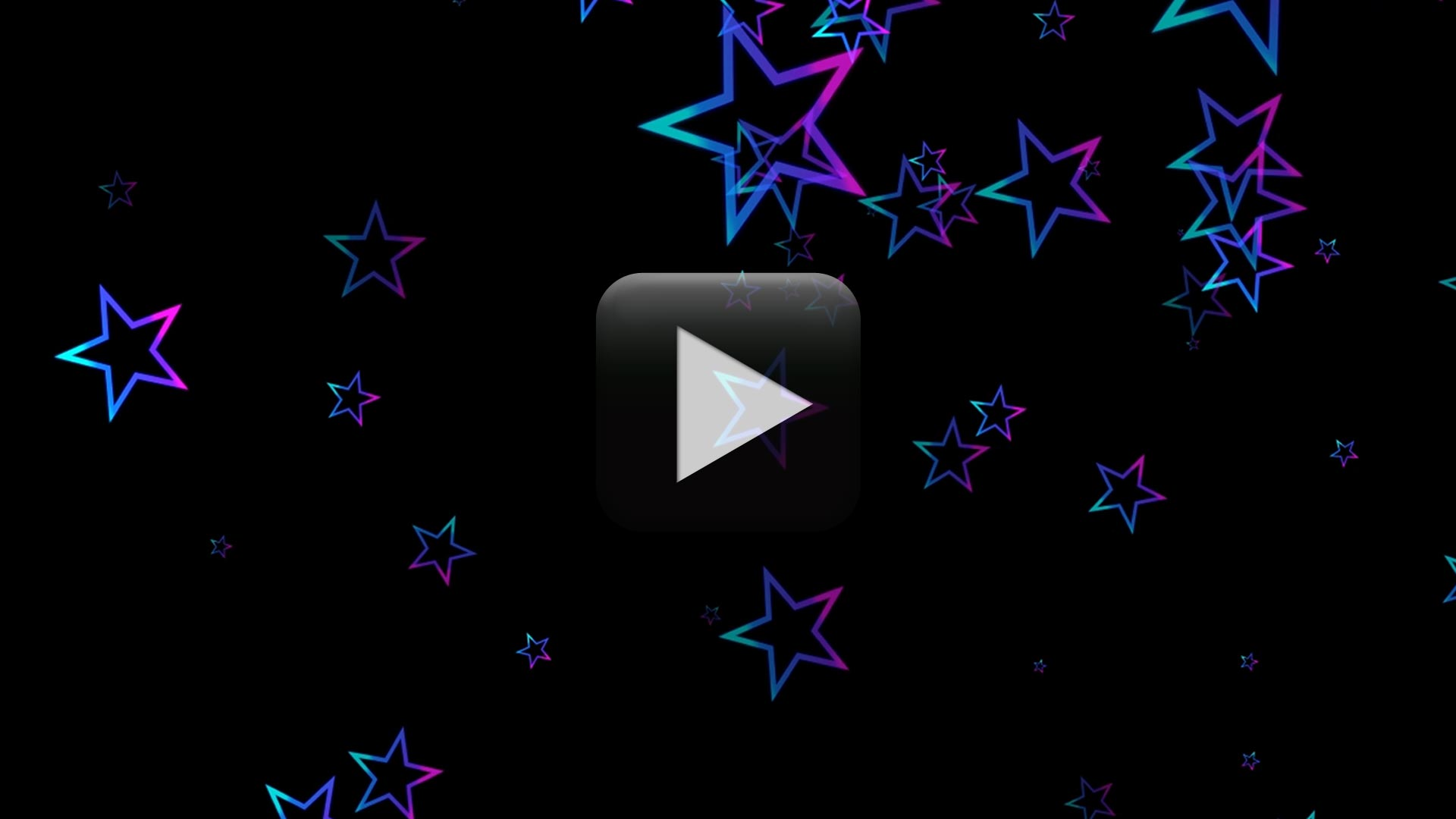 Free Download Stars Animated Background in Black Screen