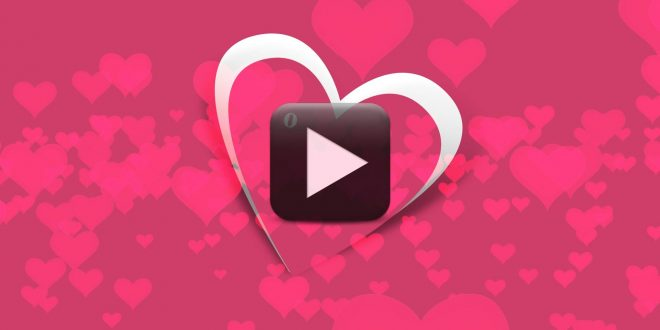 I Love You Animated Videos | Happy Valentine Day Background Video ...