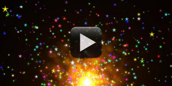 Footlights Background Video Effects Hd: Stars Background Video Effects HD Free Download