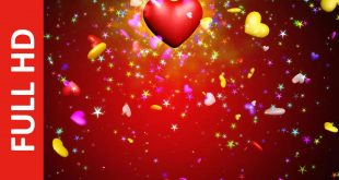 Moving Love Heart Animation Free Download