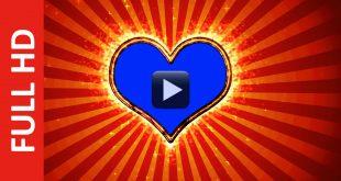 Free Wedding Background Video Effects HD in Blue Screen
