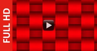 Red Box Background Video Effects HD