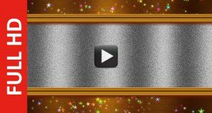 Animated Background Titles Animation