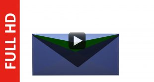 Envelope or Postcard Green Screen Free Download