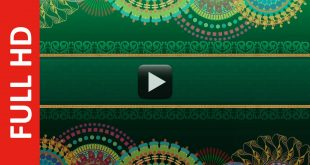 Title Video Background HD Free Download