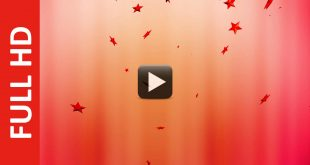 Free Video Background Graphics-Animated Stars