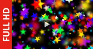 Stars Free HD Motion Background