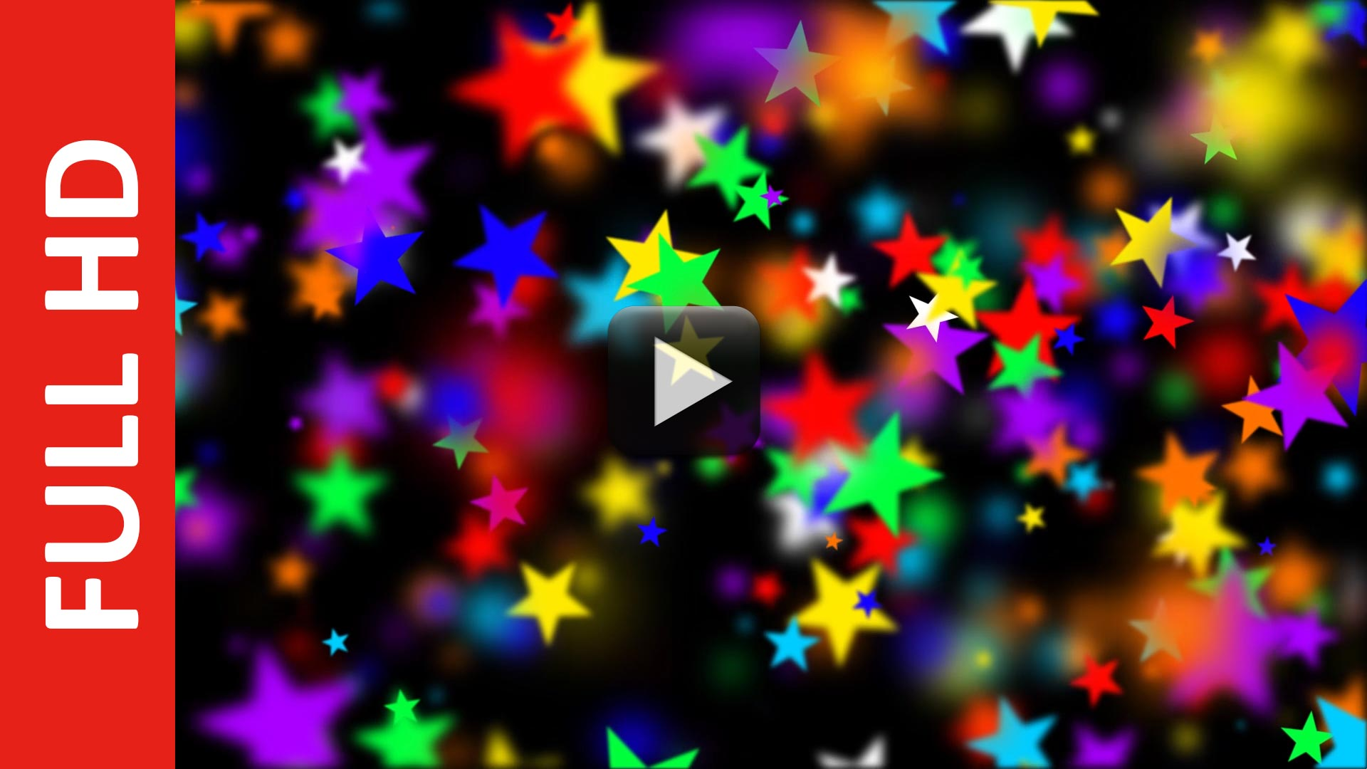 Stars Free HD Motion Background