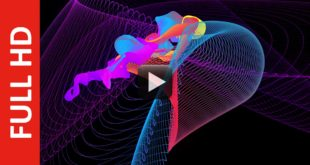 Best Abstract Animated Background Video