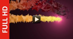 Your Title Background Animation Video Effect
