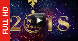 Happy New Year 2018 Free Footage