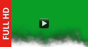 Low Smoke Green Screen HD 1080p