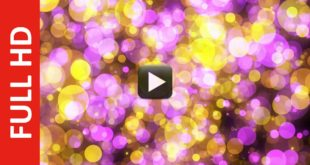 Royalty Free Bokeh HD Video Background Loop