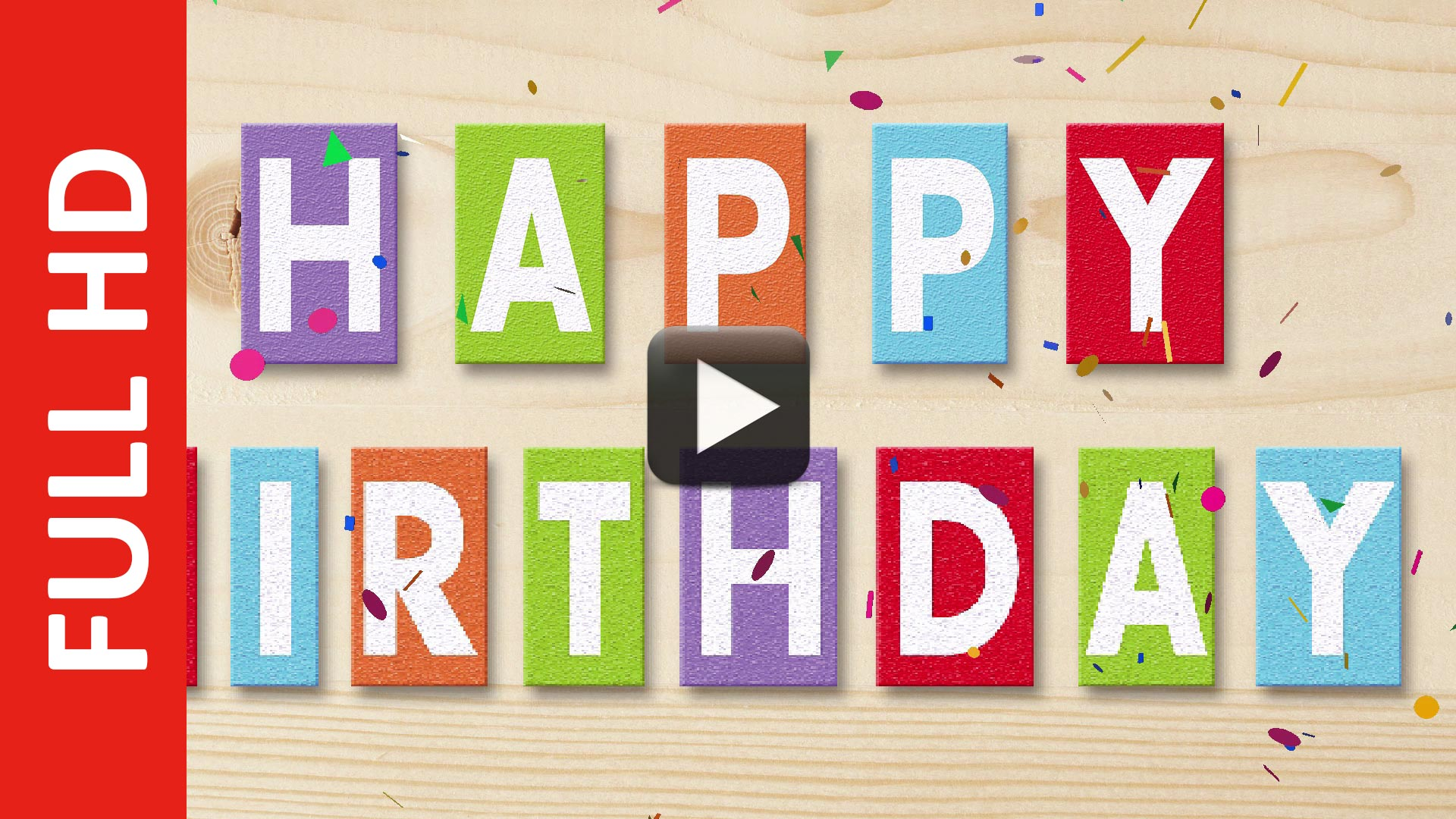 Happy birthday text message animated greeting all design creative m4hsunfo