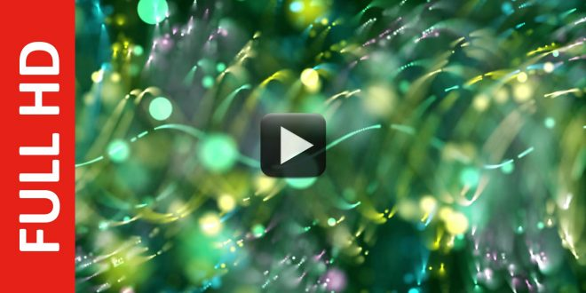 New Animation Moving Background | Ribbon Particles Motion Background Video Effect