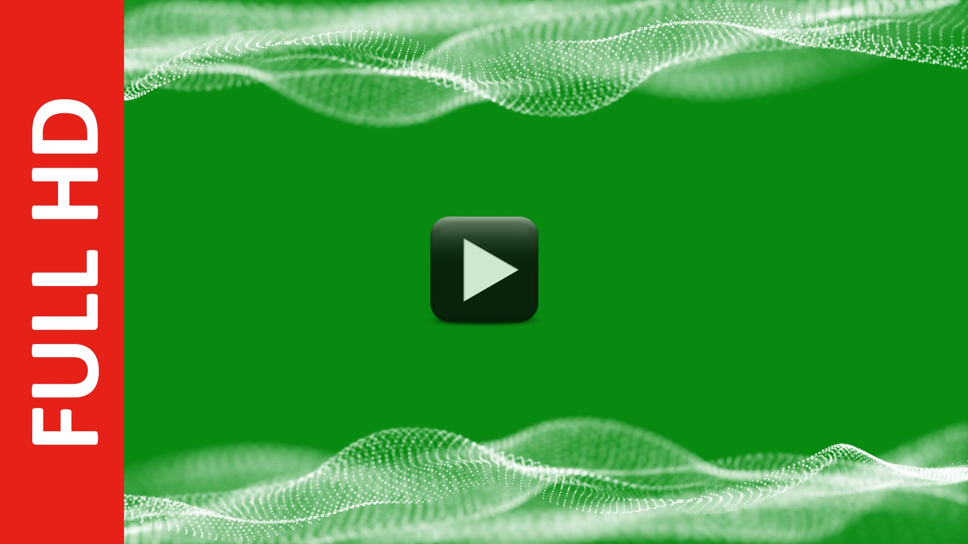 Frame Particles Green Screen Background Royalty Free | All Design ...