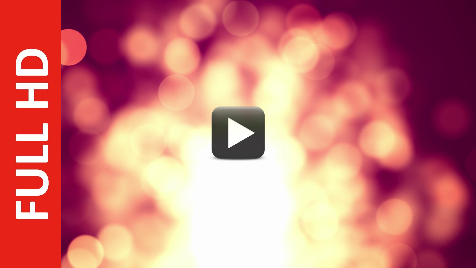 Slow Motion Background Loop | New Bokeh Video Full HD