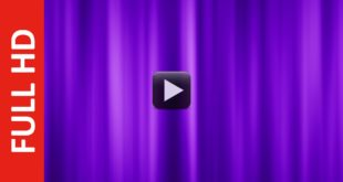Royalty Free Animated Screen Title Background Video Effect HD