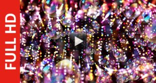 Title Bubble Background | Birthday Album Title | Royalty Free