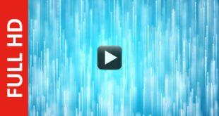New Moving Particles Background HD Free Video