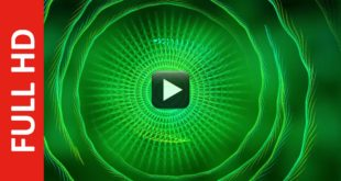 Royalty Free Green Background Video Effects HD