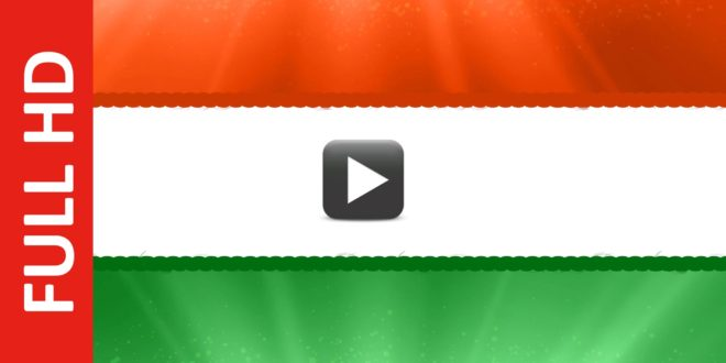 ROYALTY Free Independence Day/Republic Day Motion Background