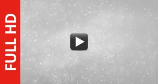 White and Grey or Silver Background Particles Loops