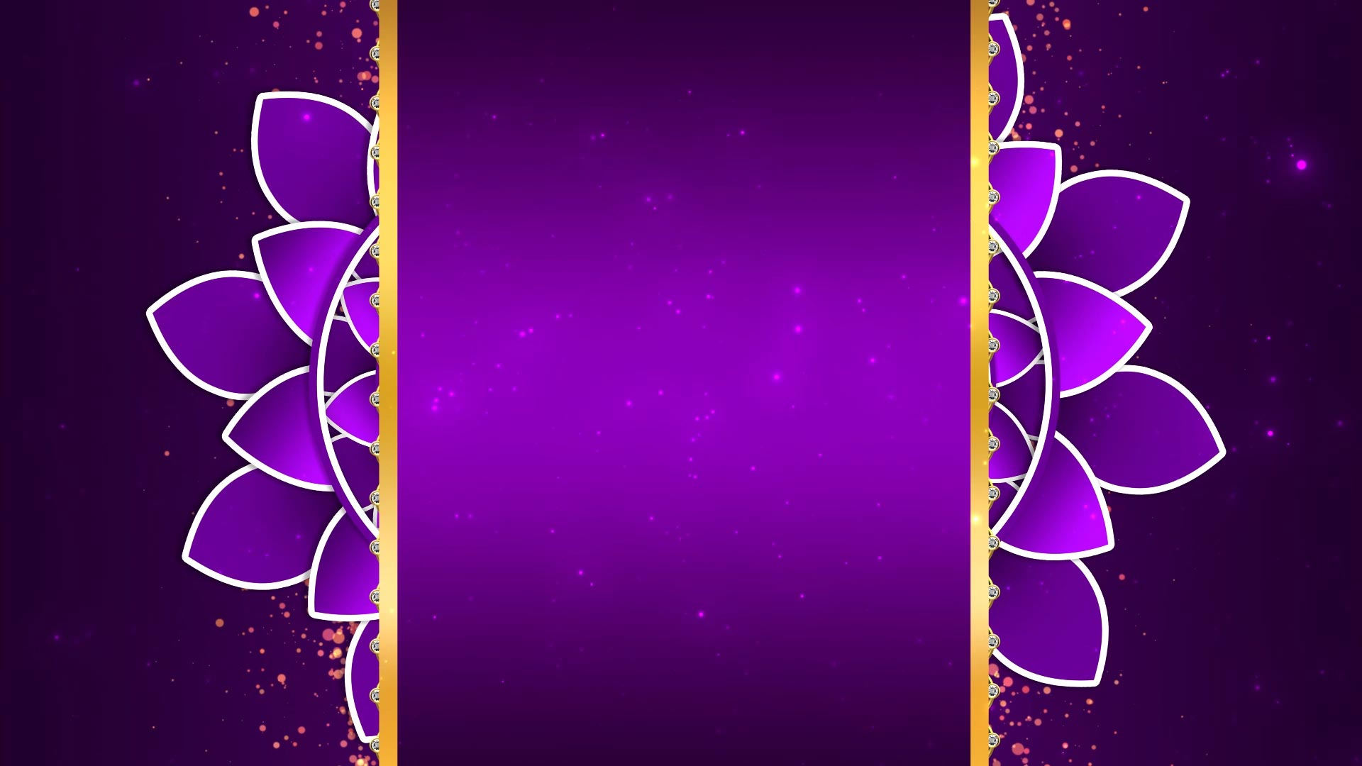 Free Wedding Invitation Title Animated Background Video Effects All Design Creative