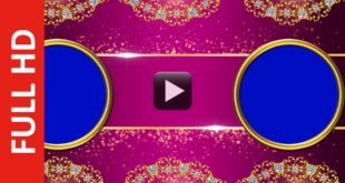 Wedding Invitation Video Background Without Text HD