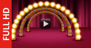 Television Shows Title Background Video Effects HD Free Footage