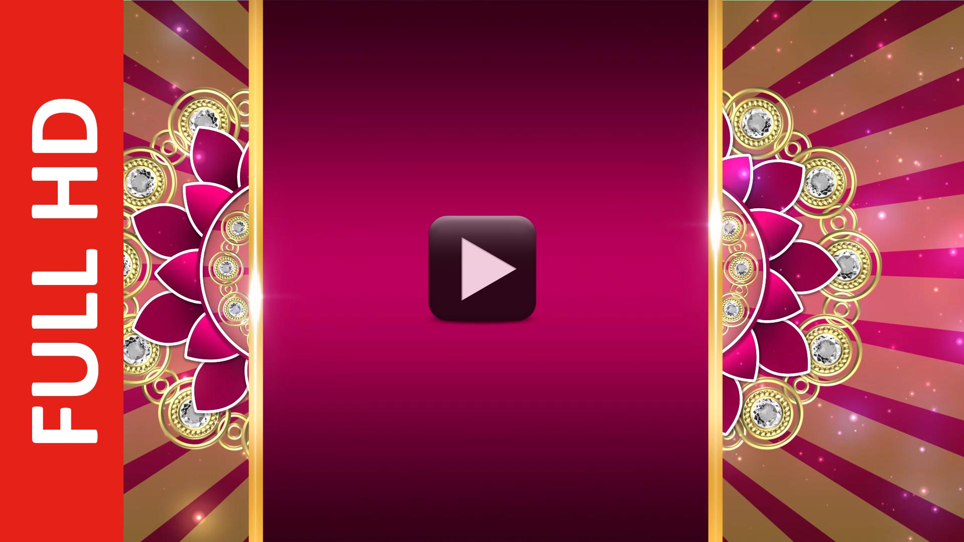 Title Background Hd Video Effects Center Title Wedding Background Frame All Design Creative