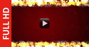 Title Frame Video Background HD Free Download