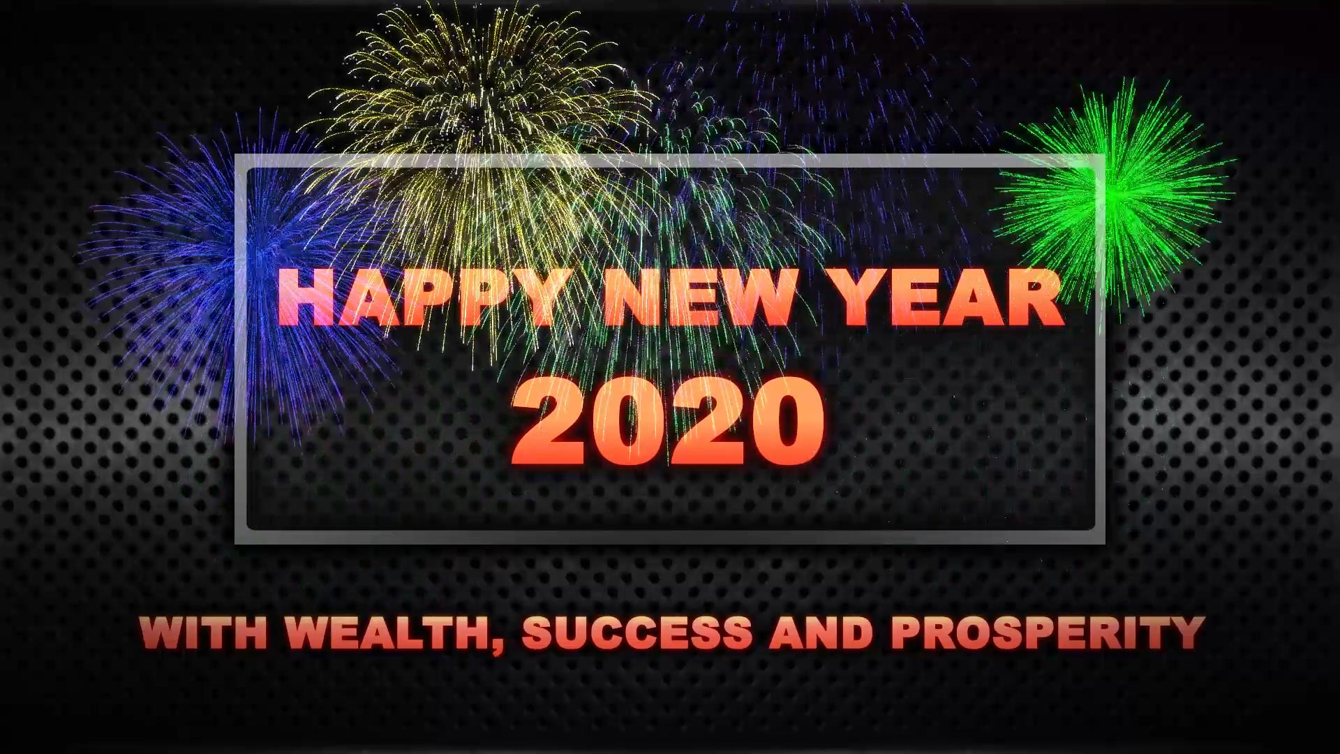 Happy New Year 2020 Wishes Of Whatsapp Status Video All