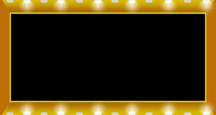 Black Screen Background Frame | Free Offers Frame | Festival Frames Video | Frame Background